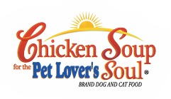 Chicken soup for the pet lover's soul logo